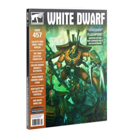 White dwarf magazine issue 457