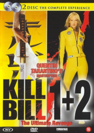 Kill Bill 1 & 2 - the ultimate revenge