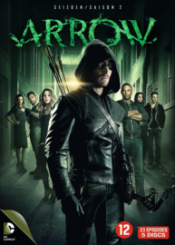 Arrow 2e seizoen