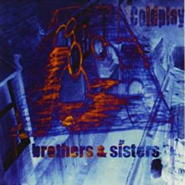 Coldplay - Brothers & Sisters (blue vinyl)