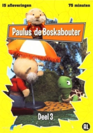 Paulus de Boskabouter: deel 3