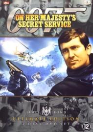 James Bond - On her majesty's secret service (2-disc ultimate edition)