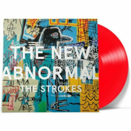 Strokes - The new abnormal (indie-Only Opaque Red vinyl)