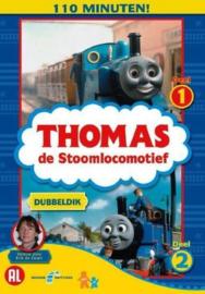 Thomas de stoomlocomotief: deel 1 & 2