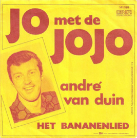 """Andre van Duin - Jo met de Jojo (7"""") (0440647/46)"""
