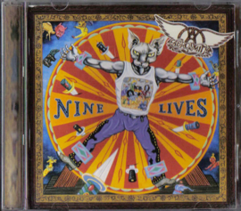 Aerosmith - Nine lives (0204925/w)