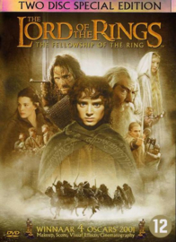 Lord of the rings the fellowship of the ring (2-disc special edition)
