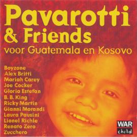 Pavarotti & Friends - voor Guatemala en Kosovo