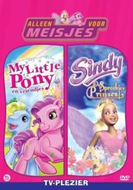 Alleen voor Meisjes: My little pont & Sindy de sprookjes prinses