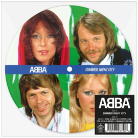 "Abba - Summernight city (7"")"
