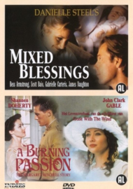 Mixed blessings / A burning passion (Danielle Steel)