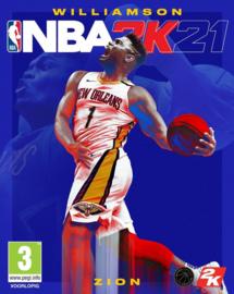PS5 NBA2K21