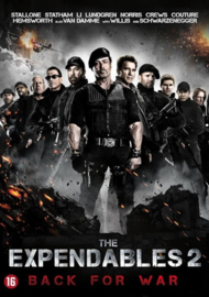 Expendables 2 Back for war