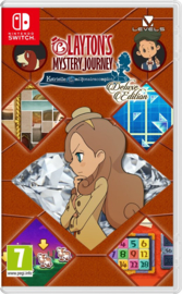 Layton's mystery journey - Katrielle en het miljonairscomplot - Deluxe editie