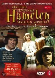 Kunt u mij de weg naar Hamelen vertellen, mijnheer? De zoon van de zwankezwaan.
