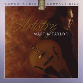 Martin Taylor - Artistry  (SA-CD)