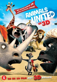Animals united in 3D