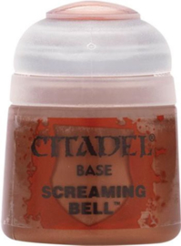Citadel Base Screaming Bell