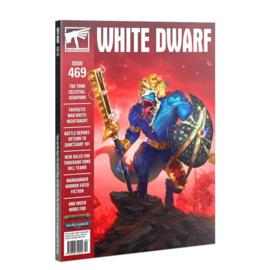 White Dwarf Magazine issue 469