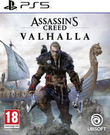 PS5 Assassin's creed - Valhalla