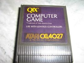 Atari 800 Qix