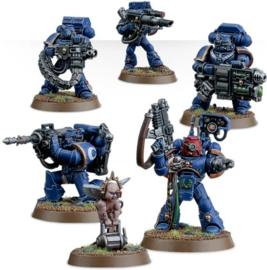 Warhammer 40,000 - Adeptus Astartes - Space marine Devastator Squad