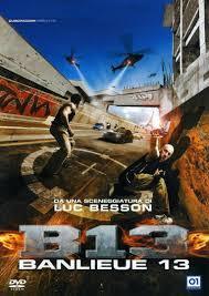 B13 Banlieu 13