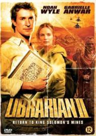 Librarian II - return to King Solomon's mines