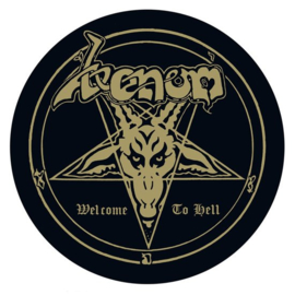 Venom - Welcome to hell (limited edition, Picture disc)