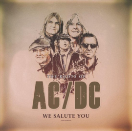 AC/DC - We salute you (Limited edition) (White vinyl)