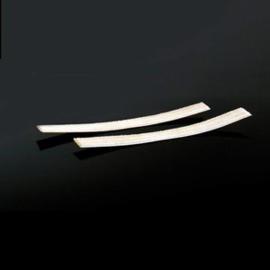 Velvet strips voor vacuüm arm - 2 stuks