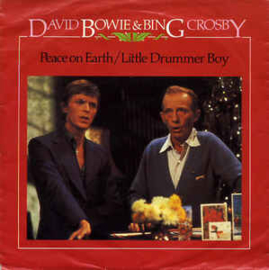 David Bowie & Bing Crosby - Peace on earth/Little drummer boy