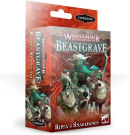 Warhammer Underworlds Beastgrave - Rippa's Snarlfangs