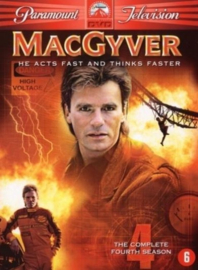 MacGyver - 4e seizoen