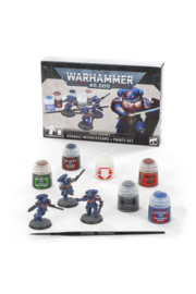 Warhammer 40,000 - Space Marines - Assault intercessors + paints set