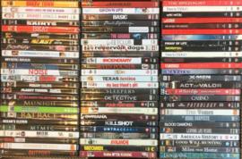 10 DVD Pakket