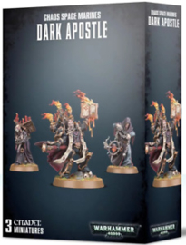 Warhammer 40,000 Chaos Space Marines Dark apostle