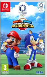 Mario & Sonic op de Olympische spelen - Tokyo 2020