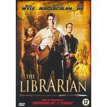 Librarian - quest for the spear