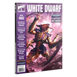 White Dwarf Magazine issue 466