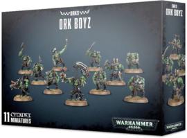 Warhammer 40,000 - Orks - Ork Boyz
