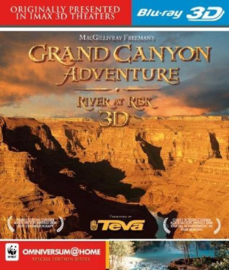 Grand Canyon adventure: river at risk 3D
