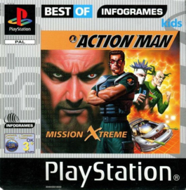 Action man: Mission extreme (Best of editie) (0106412)