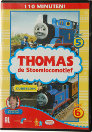 Thomas de stoomlocomotief: deel 5 & 6