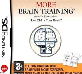 Brain training (Meer) Dr. Kawashima