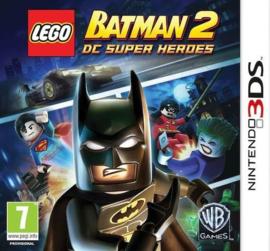 LEGO Batman 2 DV super heroes