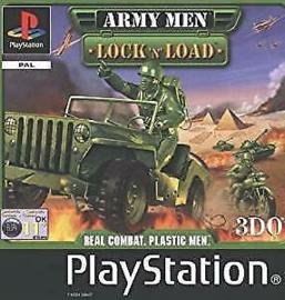 Army men: Lock 'n'load