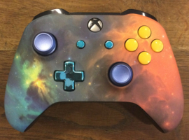 Xbox one controller (Limited edition) (Galaxy)