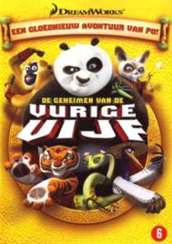 Kung Fu Panda: geheimen van de vurige vijf
