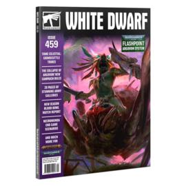 White dwarf magazine issue 459